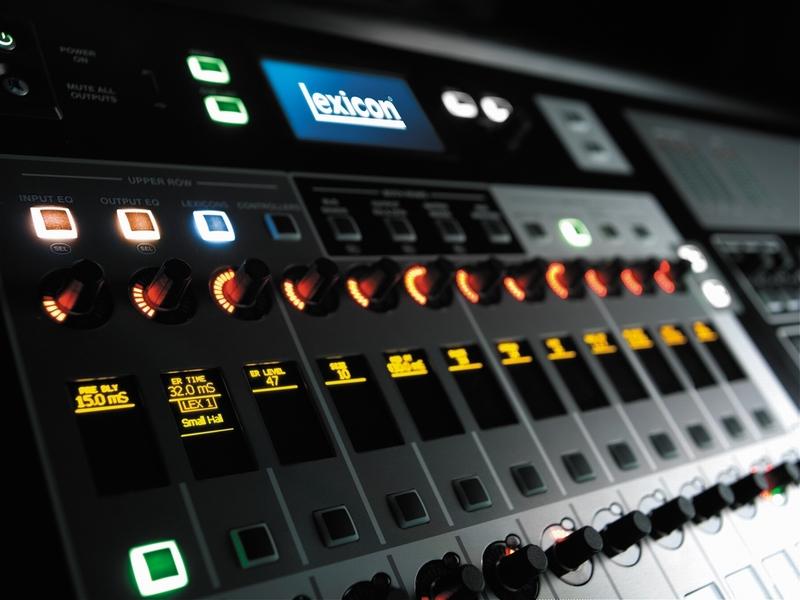 2012《全球数字调音台视频教学》