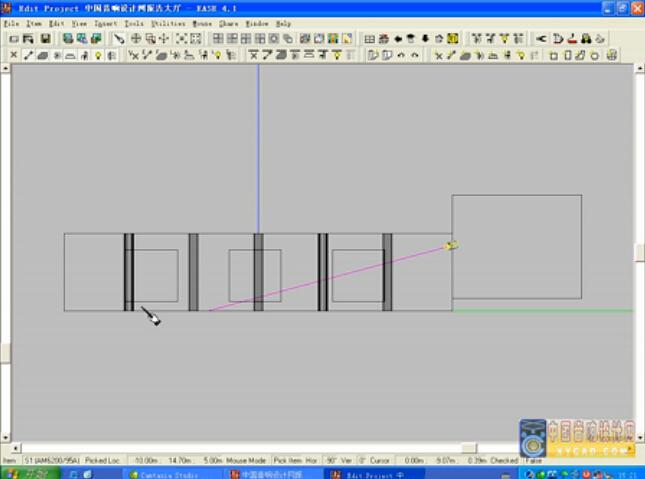 点击观看《《EASE4.1音频教学》4音箱设置》