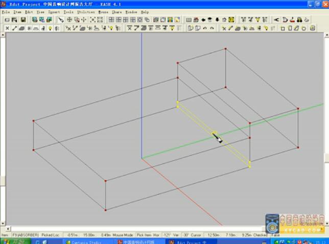 点击观看《《EASE4.1音频教学》2模型编辑》