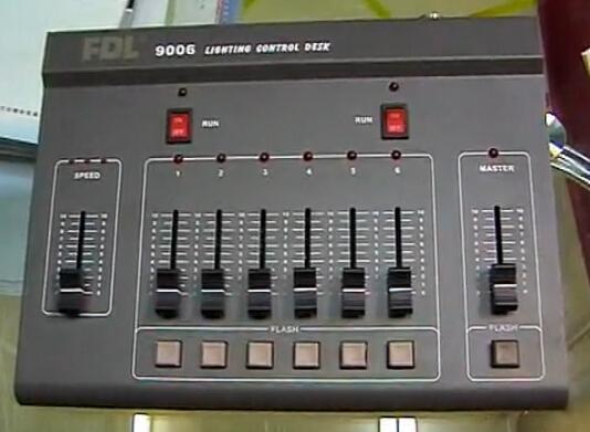 《灯控台调试技术》3-A-1 6-6