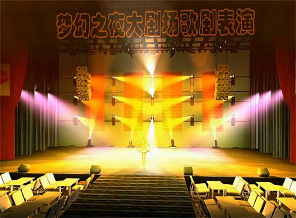 《灯控台调试技术》演示4