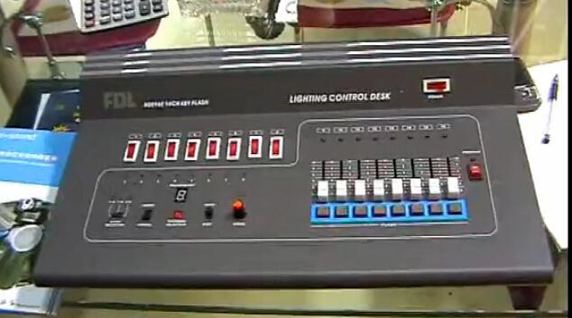 《灯控台调试技术》4灯控台