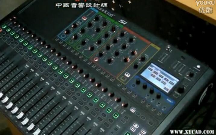 点击观看《《全球数字调音台教学》1-2 Soundcraft Si》