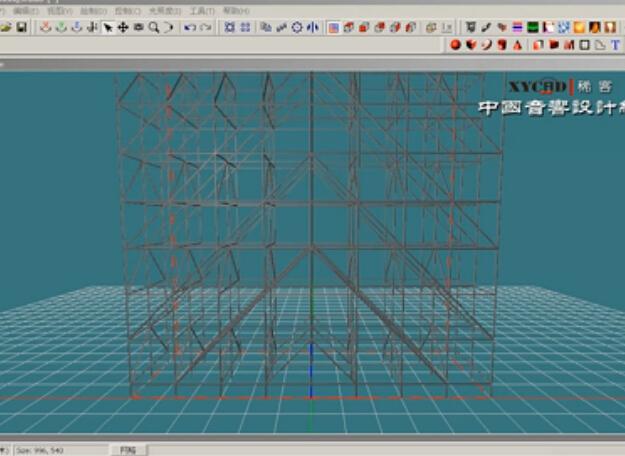 点击观看《《舞台灯光软件》6-LightingStudio绘制图菜单》